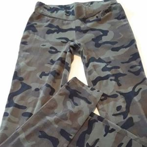Guess army leggings size S